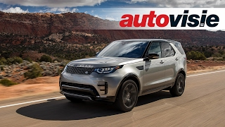 Download Review: Land Rover Discovery (2017) - by Autovisie TV Video