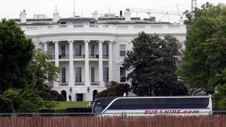 Download Senators gather at White House for North Korea briefing Video