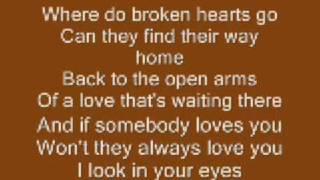 Download Where Do Broken Hearts Go ~Whitney Houston Video