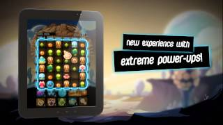 Download Alien Hive - A unique evolving-aliens sliding puzzle game by Appxplore Video
