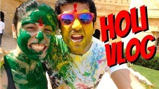 Download Holi Vlog At Suryagarh! Video