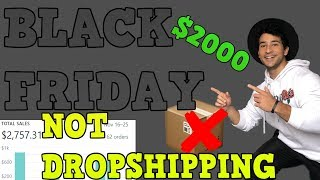 Download $2000 in 36 Hours on Shopify (NOT DROPSHIPPING) Video