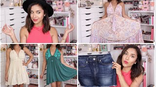 Download Fashion HAUL: Free People and Express + MEET & GREET Video