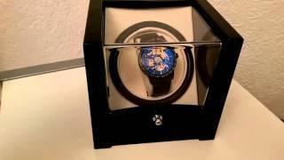 Download Klarstein 8PT1S Uhrenbeweger Cannes für eine Uhr Video
