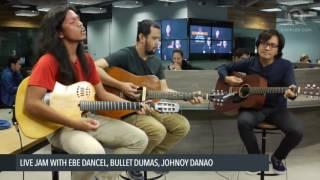 Download Ebe Dancel, Johnoy Danao, Bullet Dumas sing Sugarfree's 'Burnout' Video