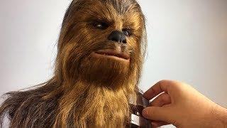 Download Chewbacca Sculpture Timelapse - Star Wars: The Last Jedi Video
