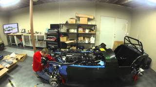 Download Caterham 7 Build Time Lapse Video