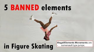 Download 5 Banned Elements in Figure Skating Video