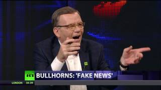 Download Bullhorns: 'Fake News' (CrossTalk) Video