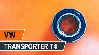 Download Kuinka vaihtaa etupyörän laakerit VW TRANSPORTER T4 -merkkiseen autoon OHJEVIDEO | AUTODOC Video