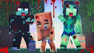 Download Minecraft: WHO'S YOUR FAMILY? - BEBÊ ZUMBI (Baby Zombie ) Video