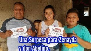 Download Una sorpresa para Zenayda y don Abelino San Vicente El Salvador Video