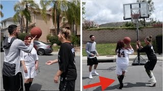 Download MY GIRLFRIEND vs MY MOM! (Playing in BOOTS) Video