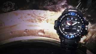 Download The G-Shock Gulfmaster: GWN1000B Video