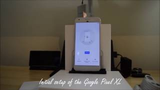 Download Setup: Initial setup, settings and features of the Google Pixel XL 128Gb UK Video