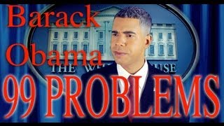 Download 99 Problems But Mitt Ain't One (Obama Rally) Video
