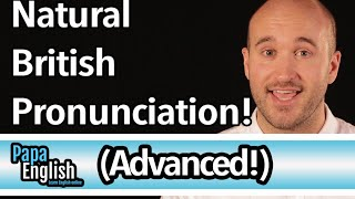 Download Advanced British Pronunciation - Speak like a native in 5 sounds Video