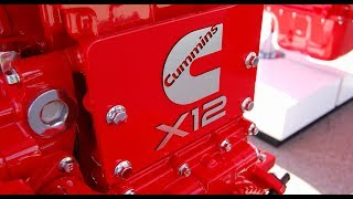 Download Birth of the X12, new Cummins Heavy Duty engine Video