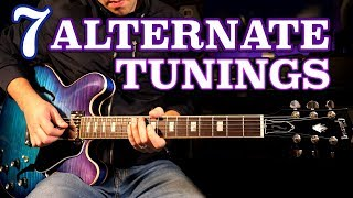 Download 7 Awesome Alternate Tunings Video
