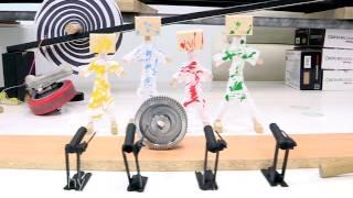 Download 2D Photography Rube Goldberg Machine Video