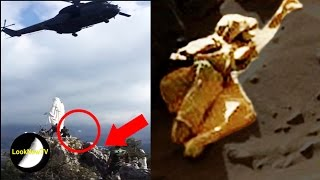 Download MARS Stone HUMANOID Discovery?! LEBANON UFOs Caught On CAMERA! Video