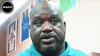 Download Shaq Buys Shoes For Teen Who Couldn't Afford Them Video