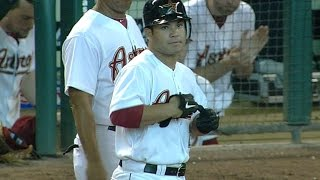 Download WSH@HOU: Altuve singles to right in his MLB debut Video