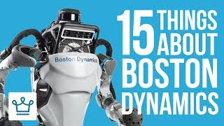 Download 15 Things You Didn't Know About BOSTON DYNAMICS Video