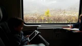 Download How We Travel - Taking The Train from Verona to Munich Video