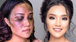 Download Da Nám Đen Trang Điểm Không Tì Vết / Hùng Việt makeup Video
