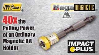 Download IVY Classic Mega Magnetic Impact Plus Torsion Bit Video
