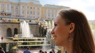 Download Моя экскурсия в Петергоф (fountains of Peterhof) Video