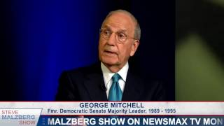 Download Malzberg | George Mitchell: Disagrees with President Carter on ″recognizing Palestine″ Video