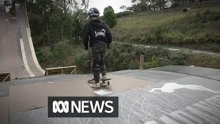 Download Skateboarder Keefer Wilson, 11, to be X Games' youngest competitor Video