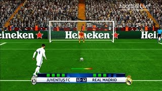 Download PES 2017   Juventus vs Real Madrid   Final UEFA Champions League (UCL)   Penalty Shootout Video