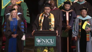 Download NJCU Commencement 2018 Video