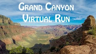 Download Grand Canyon National Park Virtual Rim to River Run Down South Kaibab Trail 4k Video