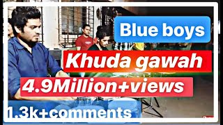 Download Blue boy's banjo party khuda gawah Song 08422995244 / 08655663141 Video