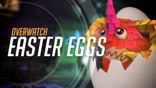 Download Overwatch - Easter Eggs Video