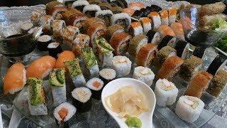 Download تحضير السوشي ماكي في المنزل بجميع انواعه بعدة اشكال اجمل و الذ بكثير من المطاعمsushi maki Video