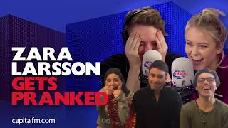 Download Zara Larsson and Roman Kemp Get Pranked! Video