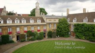Download Christs College Cambridge Video