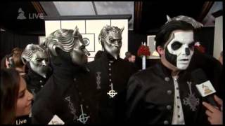 Download Ghost Grammy Award Compilation Video