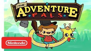 Download The Adventure Pals Launch Trailer - Nintendo Switch Video
