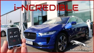 Download Jaguar I-Pace - At last...an EV you should buy ! [Full Road Test and Review] Video