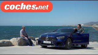 Download Mercedes-AMG GT 4p 63 S 4MATIC+ 2019 | Prueba / Test / Review en español | coches Video