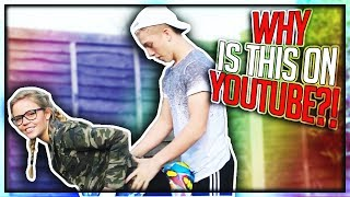 Download WHY IS THIS ON YOUTUBE??? (CRINGE) Video