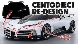 Download Bugatti Centodieci Redesign - Not needed Video