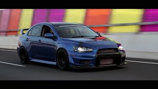 Download Jon's 2015 Mitsubishi Lancer Evolution X MR Video
