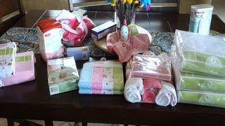 Download Target Baby Haul! Video